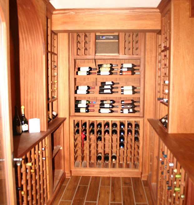 Bristol construction llc bedford nh residential and for Cost to build wine cellar